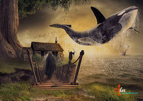 The Whale - dheean by dheean