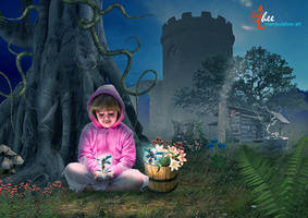 Wonderful Fairy - dheean by dheean