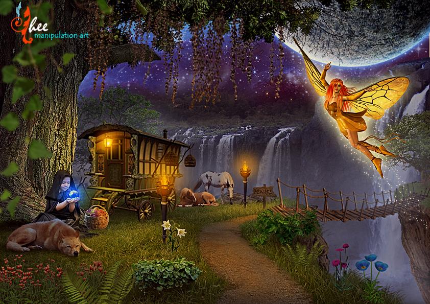 Fairy Tales_Caravan - dheean