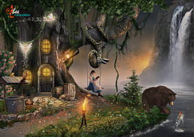 Fairy tales_The edge of afternoon - dheean by dheean