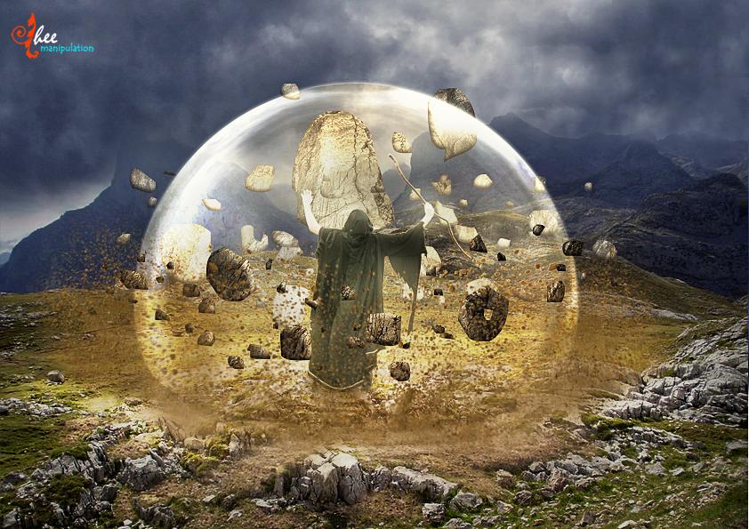 Earth Elemental Power - dheean by dheean