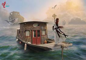 Sailing - dheean by dheean
