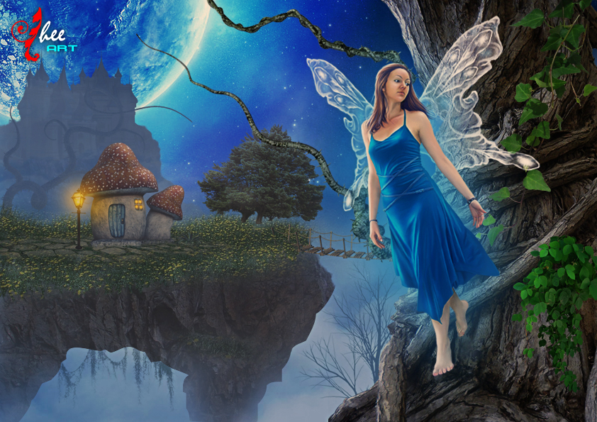 Fairy In The Late Night - dheean