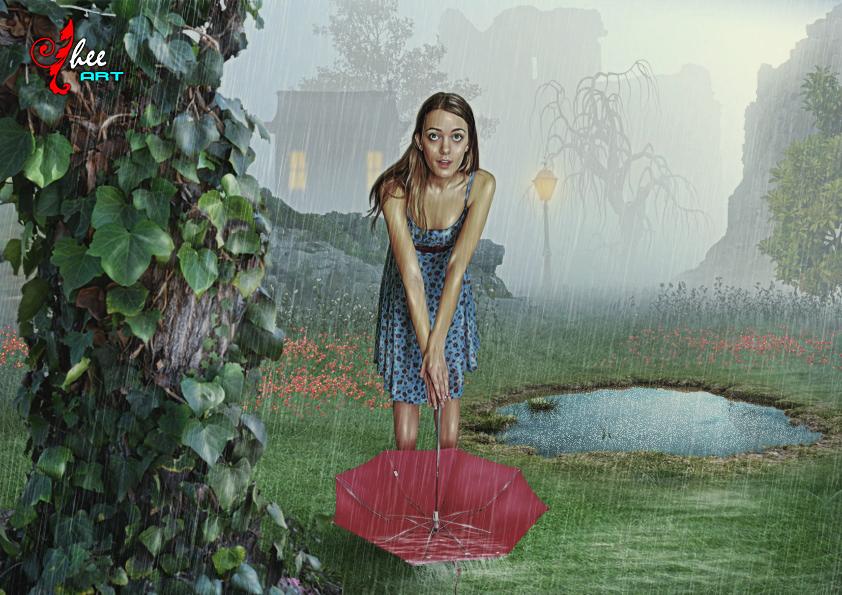 Under the rain - dheean