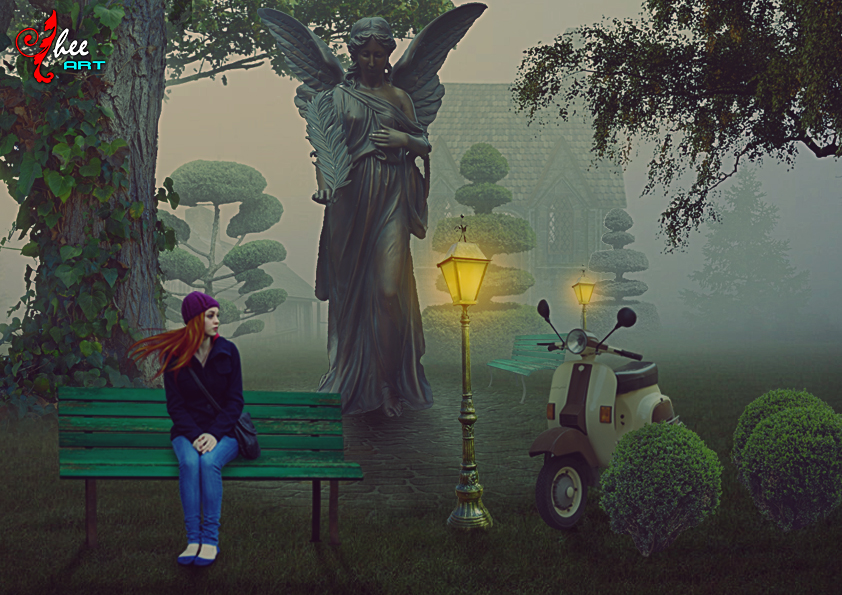 Silent Garden - dheean
