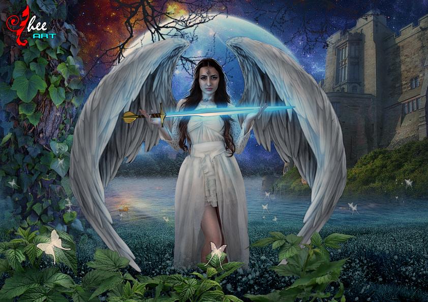 Magical sword - dheean by dheean