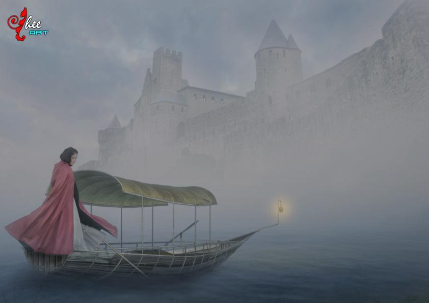 Foggy Castle - dheean by dheean