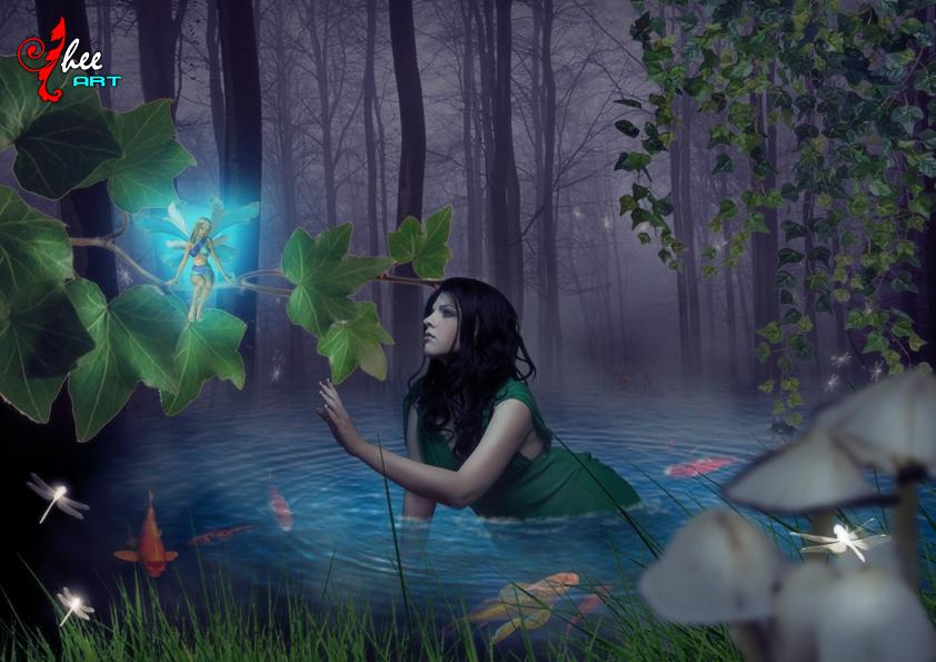 In the dark forest - dheean