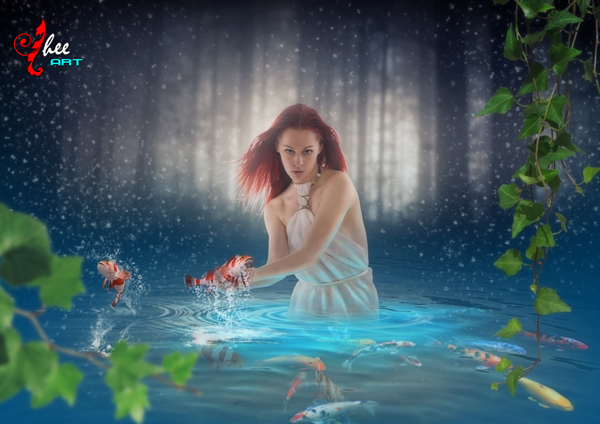 Magical Pool - dheean