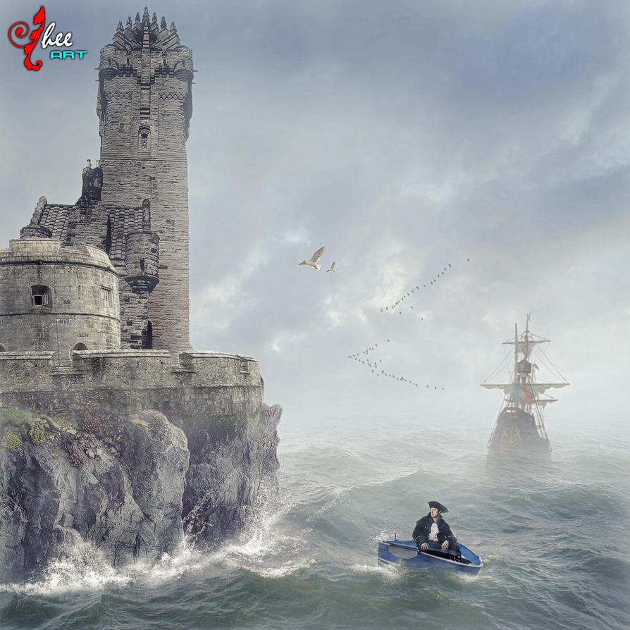 Leaving the castle - dheean by dheean