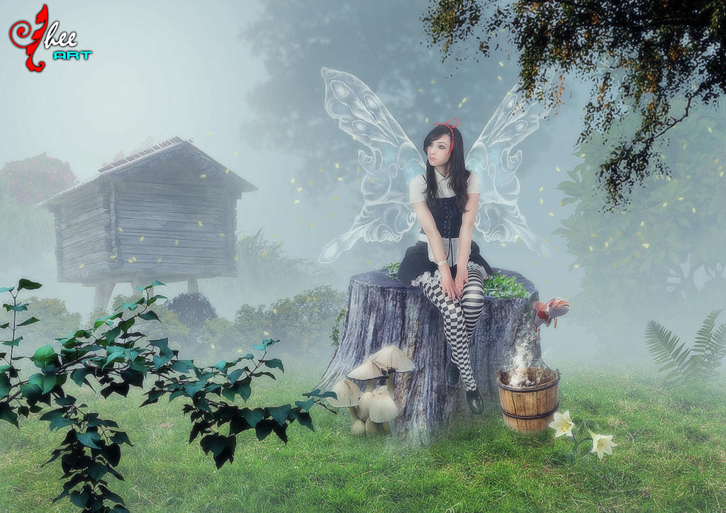 Fairy tale_Alone - dheean by dheean