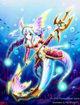 Rainbow Mermaid