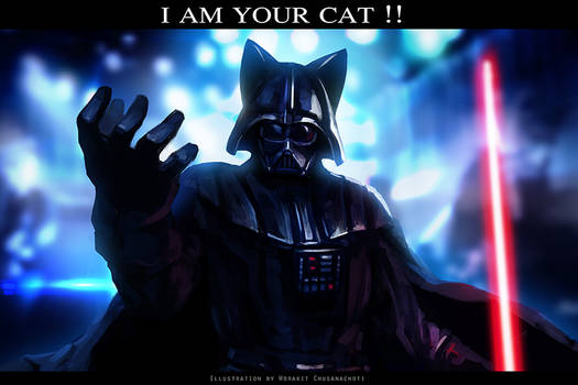 Lord Cat Vader