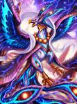 Raijin bird