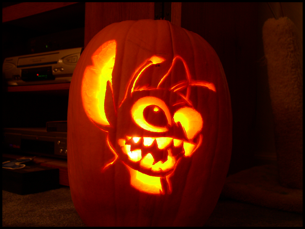 Pumpkin carvings updated by lablayers on deviantart for Awesome pumpkin drawings