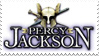Percy Jackson Stamp by Pataphyx