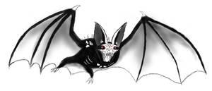 OC Bat Grimm (RWBY)