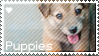 Puppy Stamp by Tandenfee