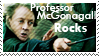 Professor McGonagall Stamp by Tandenfee