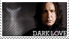 Snape Love Stamp by Tandenfee