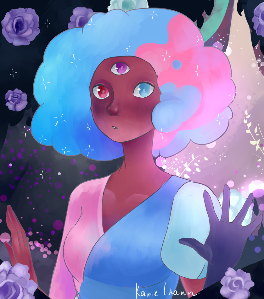 You have no idea how much i love Past Garnet design. I'm trying to draw backgrounds more. And i kinda like it Music : jufus – wandering Also visit my other pages: VK ( rus) -&n...