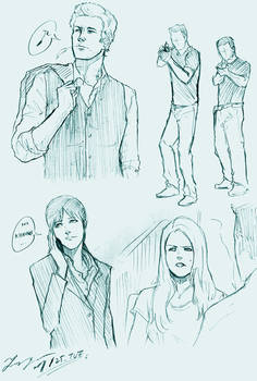 The Mentalist sketch 03