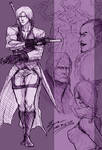 Devil May Cry 2 Sketch