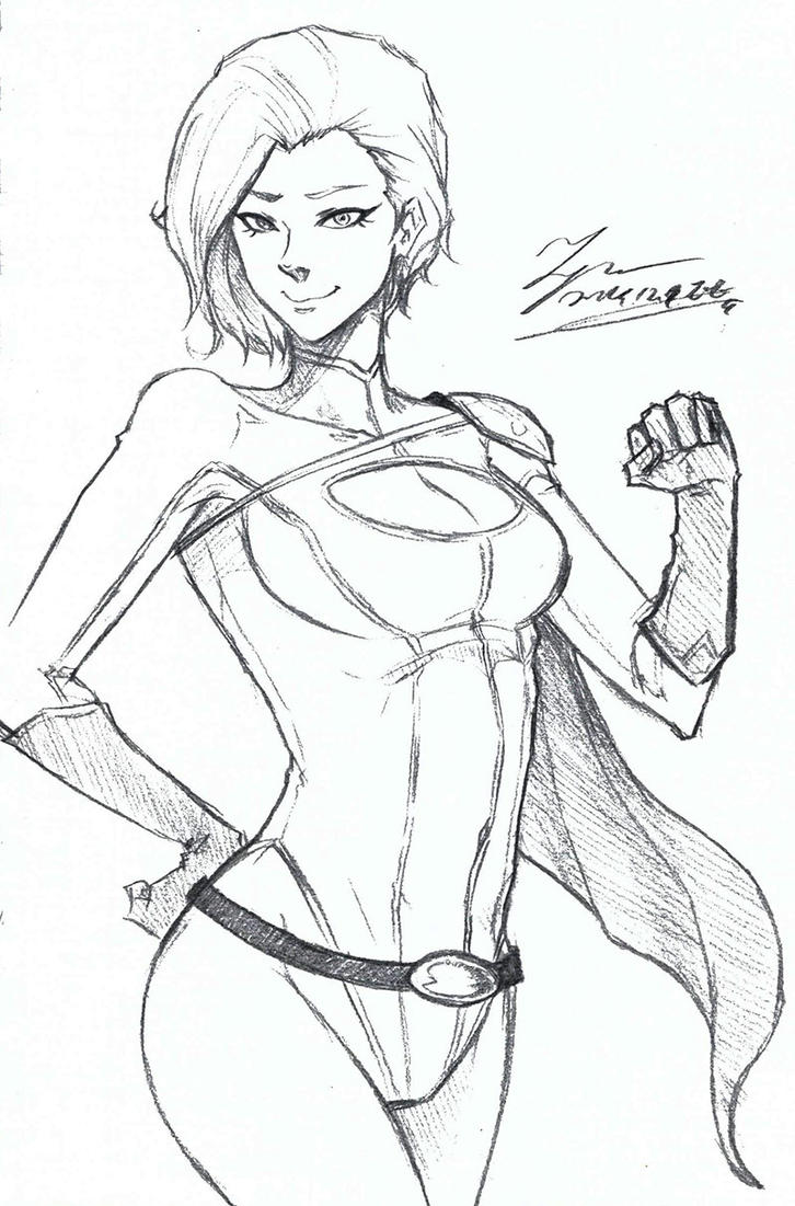 Sketch by tryvor