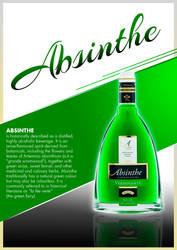 absinthe by feastghost