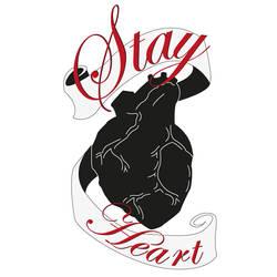 Stay Heart by feastghost