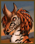 Grebeinebra unicorn