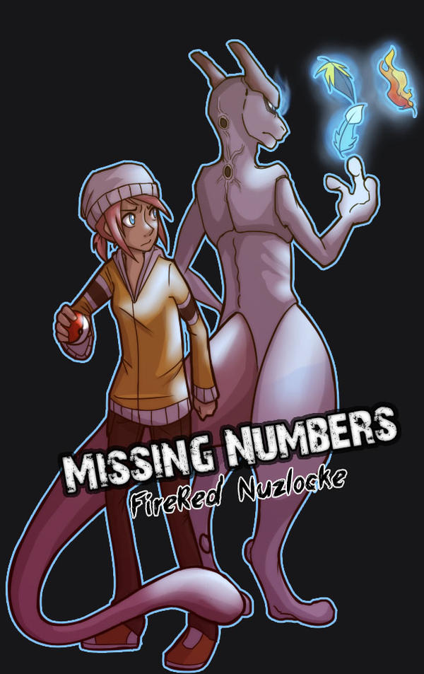 Missing Numbers: Cover by Yuko-Moony