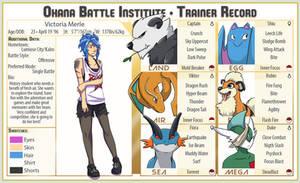 Victoria Merle-Trainner App