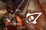 Cry of Vengeance - Assassin's Creed Freedom Cry by uhavethekey