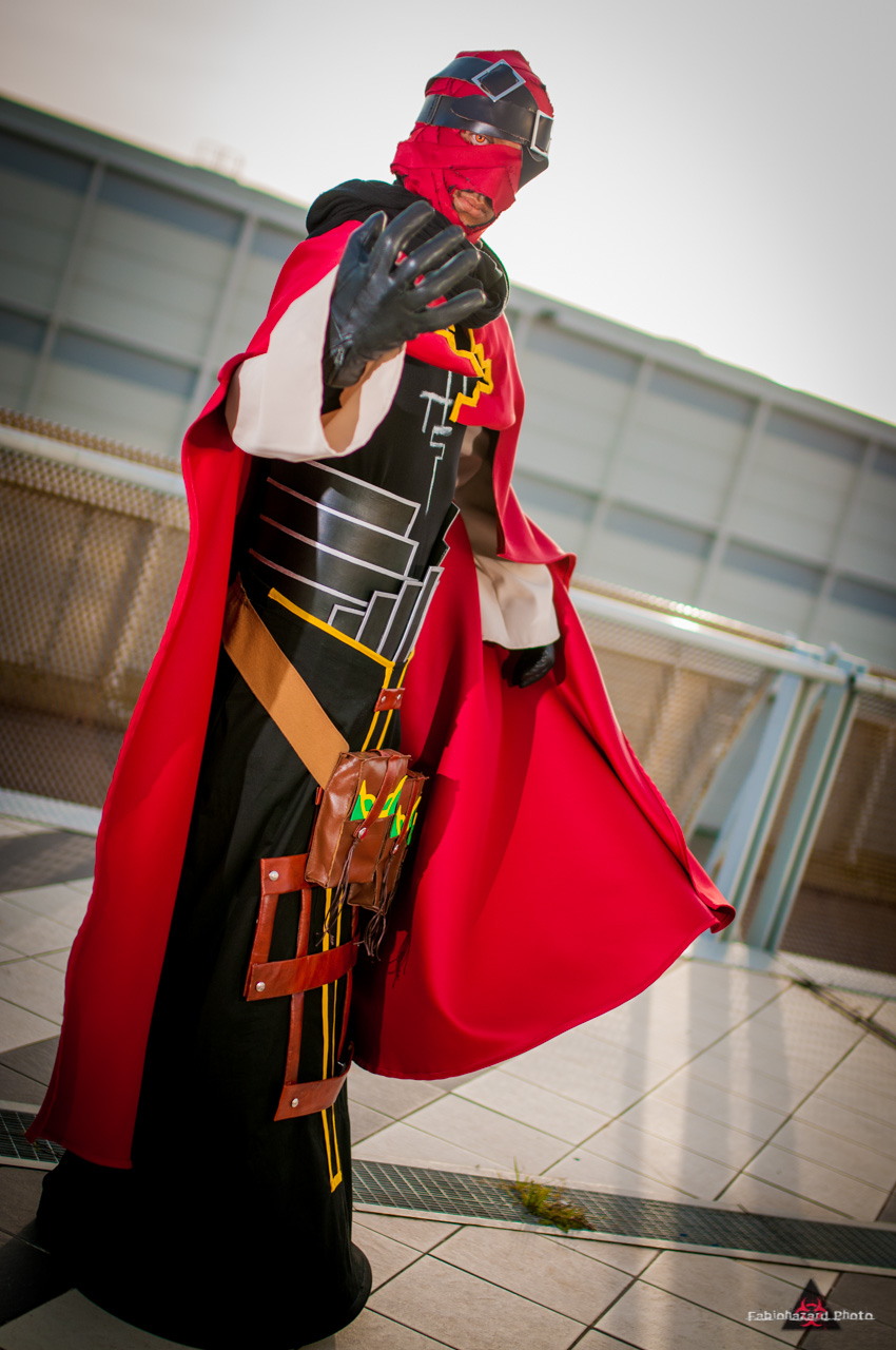 ansem the wise cosplay - photo #3