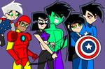 Team Phantom Avengers