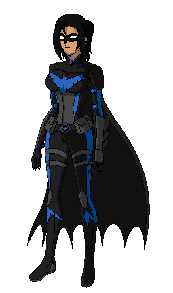 Nightwing alia wayne by itzeldrag108 on deviantart - Pictures of nightwing from young justice ...