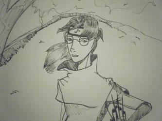 Kabuto the Sound Ninja by Fee20Verte