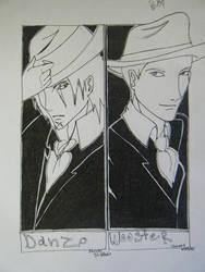 Ninja Gentleman Danzo Wooster by Fee20Verte