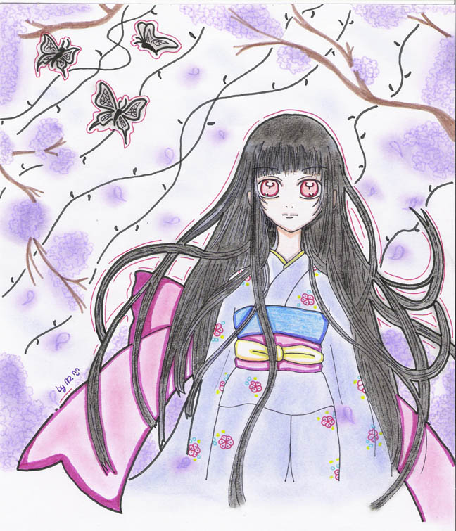 jigoku shoujo by aliza-chan