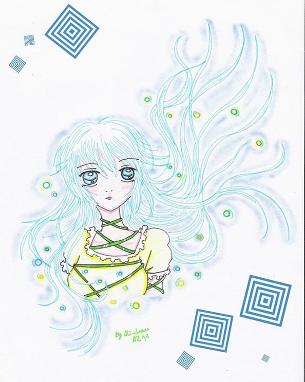 blue by aliza-chan