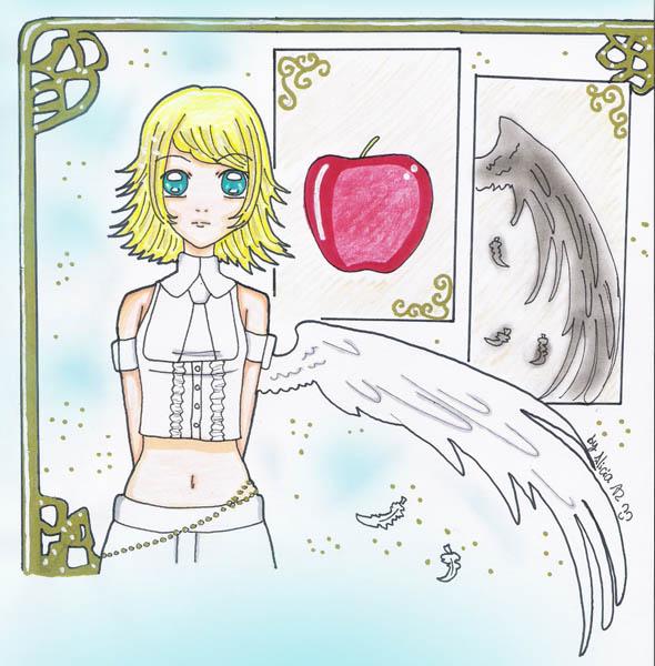 alluring secret by aliza-chan