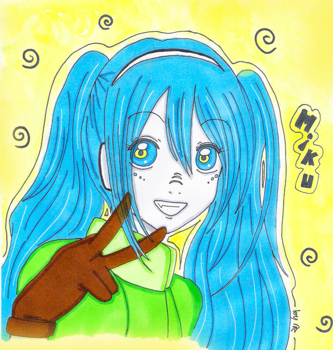 Miku matryoshka by aliza-chan