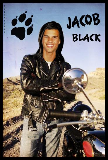 Jacob Black by robynbirde