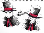 2019 Black Hat Doodles