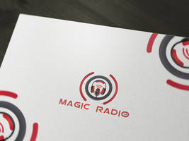 MagicRadio Logo by LiabilityZero
