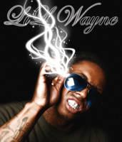Lil Wayne by wytzelangen