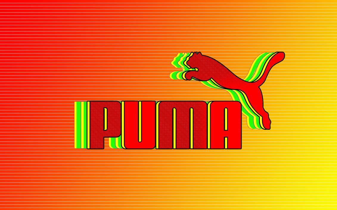 Puma logo by wytzelangen on deviantart - Puma logo pictures ...