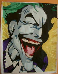 Joker by DocShay