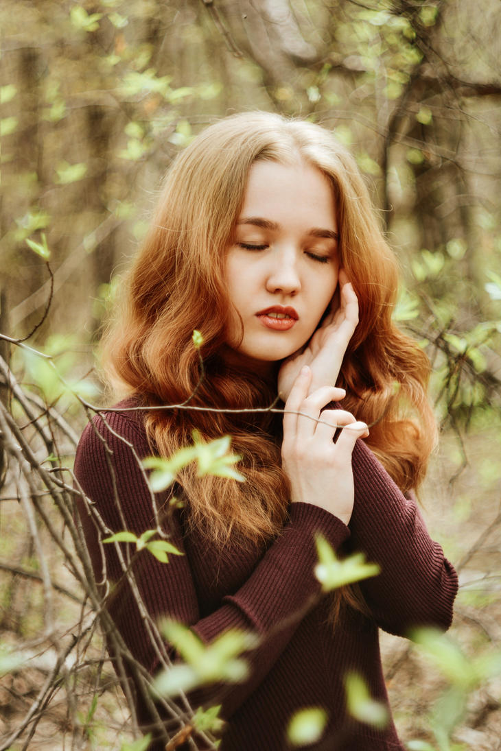 Anastasia by MechanicalLora